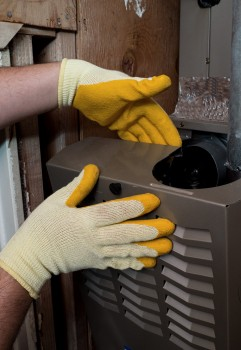 cleaning and maintaining hvac unit