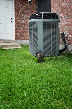 Replacement Air Conditioning System