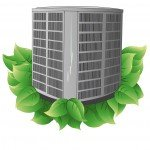 artist rendering of an HVAC unit with a thermal expansion valve
