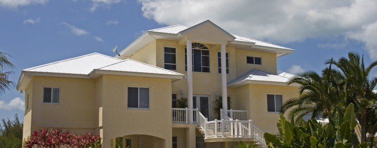 Clearwater Beach home after air conditioner installation