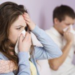 family is sick from poor indoor air quality