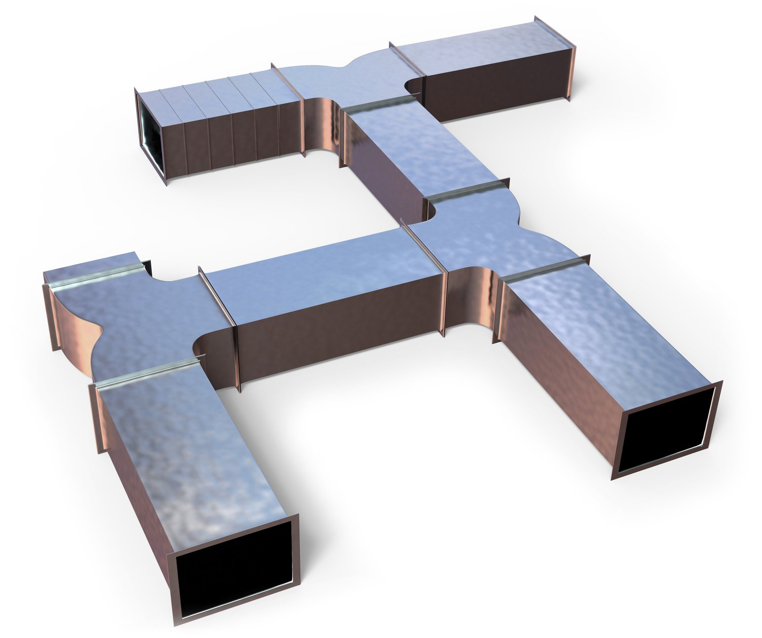 Ventilation Ducts Information : Types of ductwork and services
