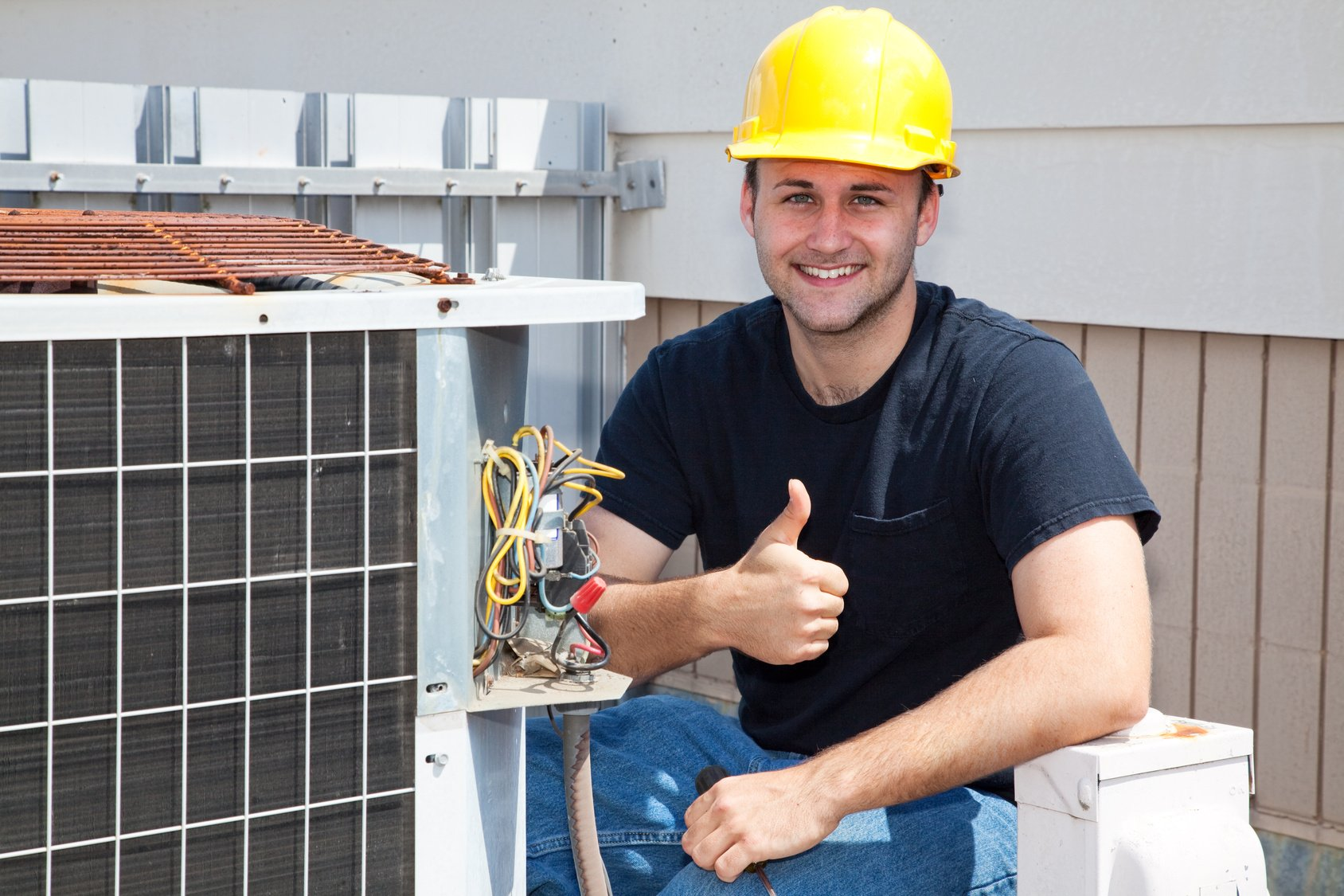 How To Spot A Professional Hvac Technician And Services