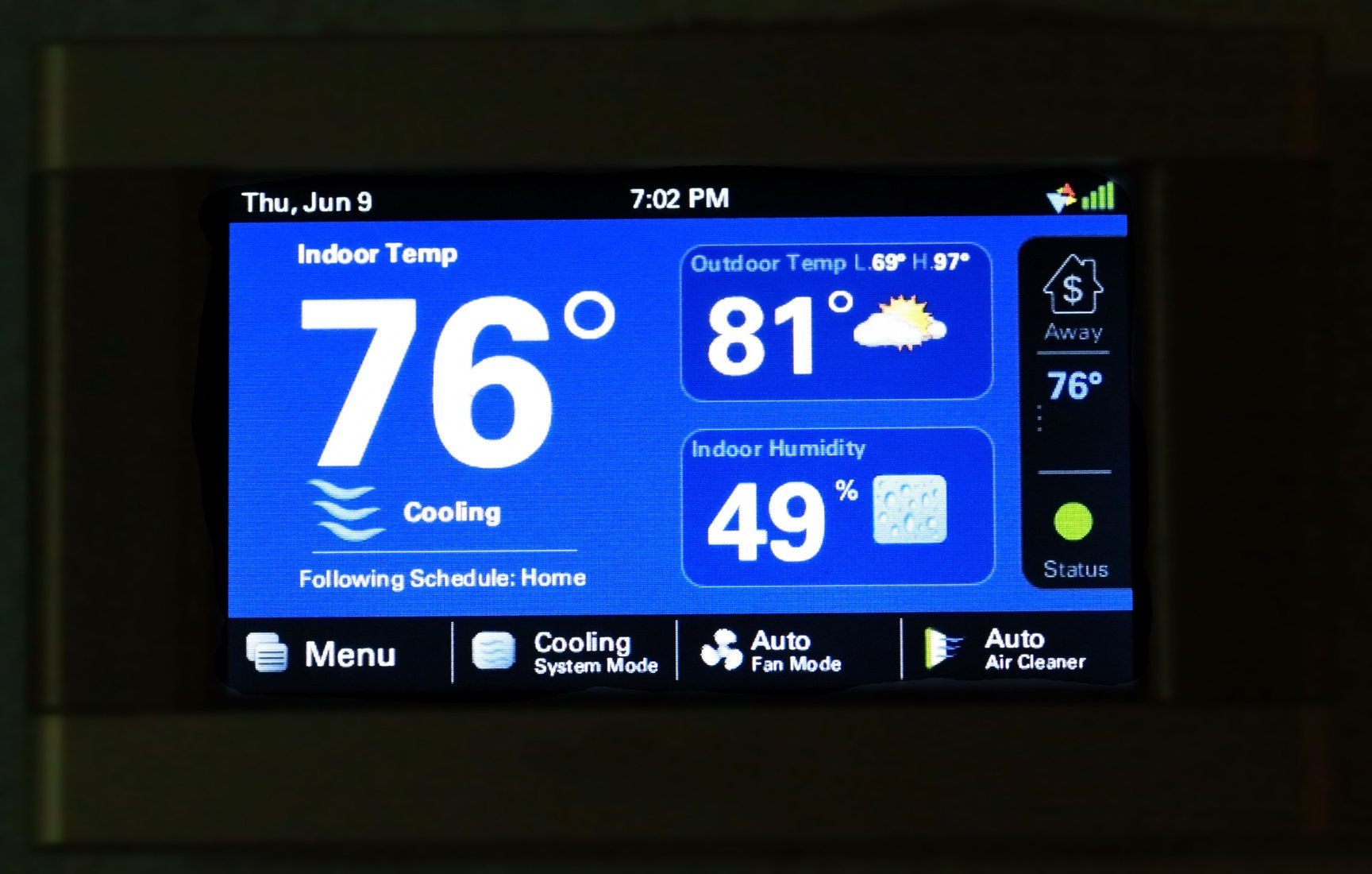 5 Real Programmable Thermostat Benefits You Should Know